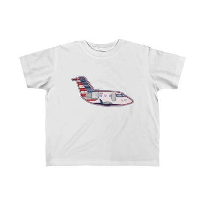 airplaneTees PSA CRJ Toddler Tee... Fine Jersey 2
