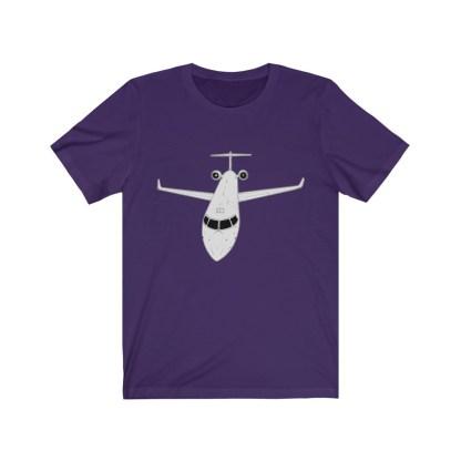 airplaneTees CRJ Tee... Unisex Jersey Short Sleeve 1