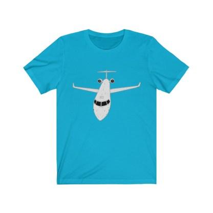 airplaneTees CRJ Tee... Unisex Jersey Short Sleeve 8