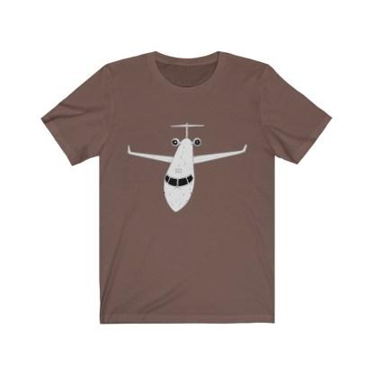 airplaneTees CRJ Tee... Unisex Jersey Short Sleeve 3