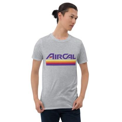 airplaneTees AirCal Logo Tee... Short-Sleeve Unisex 3