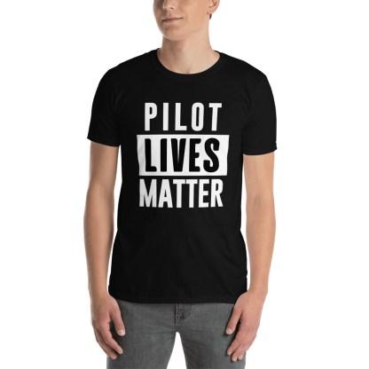 airplaneTees Pilot Lives Matter Tee... Short-Sleeve Unisex 2