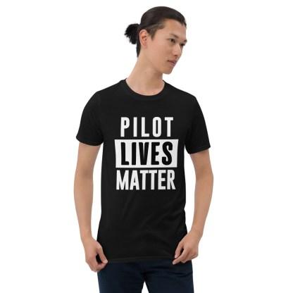 airplaneTees Pilot Lives Matter Tee... Short-Sleeve Unisex 3