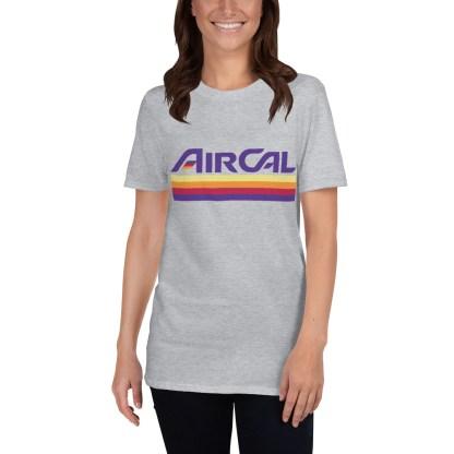 airplaneTees AirCal Logo Tee... Short-Sleeve Unisex 4