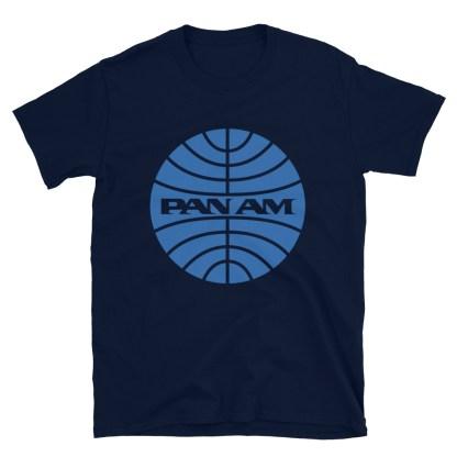 airplaneTees Pan Am Logo Tee... Short-Sleeve Unisex 7