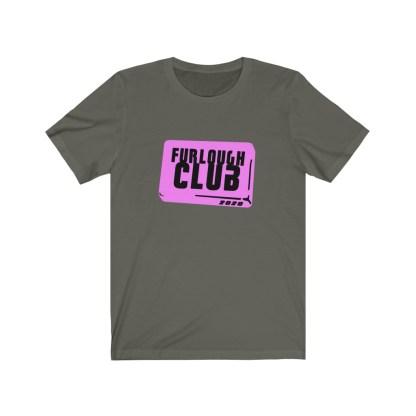 airplaneTees Furlough Club Tee Too...  Jersey Short Sleeve 3