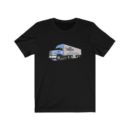 airplaneTees Truck Master Tee Option 2... Unisex Jersey Short Sleeve 4
