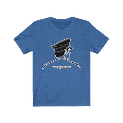 airplaneTees #FurloughClub2020 Tee... Unisex Jersey Short Sleeve 9