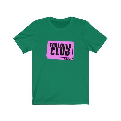 airplaneTees Furlough Club Tee Too...  Jersey Short Sleeve 4