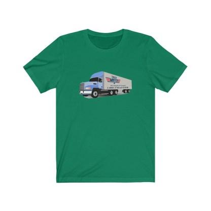 airplaneTees Truck Master Tee Option 2... Unisex Jersey Short Sleeve 7