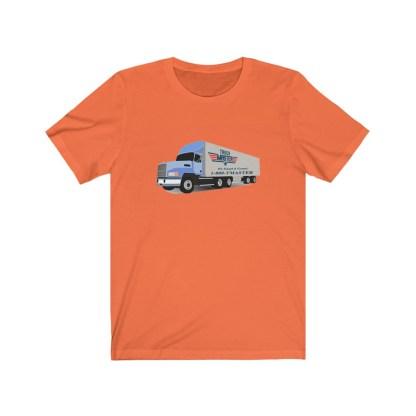 airplaneTees Truck Master Tee Option 2... Unisex Jersey Short Sleeve 3