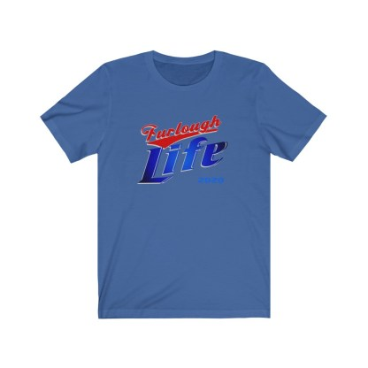 airplaneTees Furlough Life Tee... Unisex Jersey Short Sleeve 9
