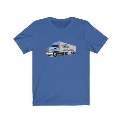 airplaneTees Truck Master Tee Option 2... Unisex Jersey Short Sleeve 8
