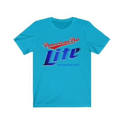 airplaneTees American Air Lite Tee... Unisex Jersey Short Sleeve 10