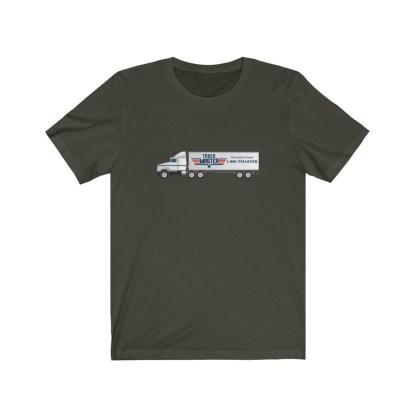 airplaneTees Truck Master Tee Option 1... Unisex Jersey Short Sleeve 9
