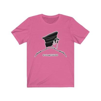 airplaneTees #FurloughClub2020 Tee... Unisex Jersey Short Sleeve 12