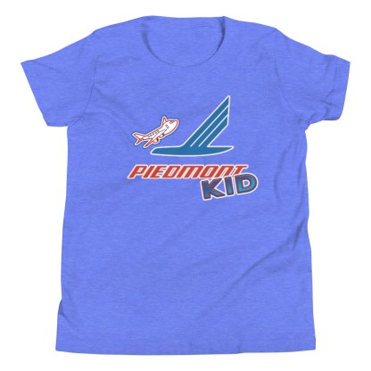 airplaneTees Piedmont Kid Youth Tee... Short Sleeve 1