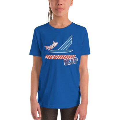 airplaneTees Piedmont Kid Youth Tee... Short Sleeve 4