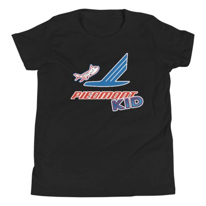 airplaneTees Piedmont Kid Youth Tee... Short Sleeve 5
