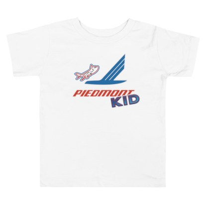 airplaneTees Piedmont Kid Toddler Tee... Short Sleeve 5