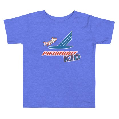 airplaneTees Piedmont Kid Toddler Tee... Short Sleeve 7