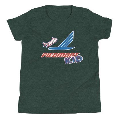 airplaneTees Piedmont Kid Youth Tee... Short Sleeve 6