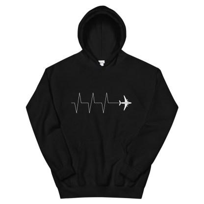 airplaneTees Planebeat Hoodie - Unisex 4