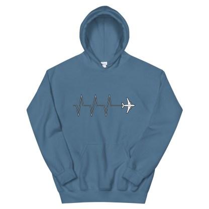 airplaneTees Planebeat Hoodie - Unisex 9