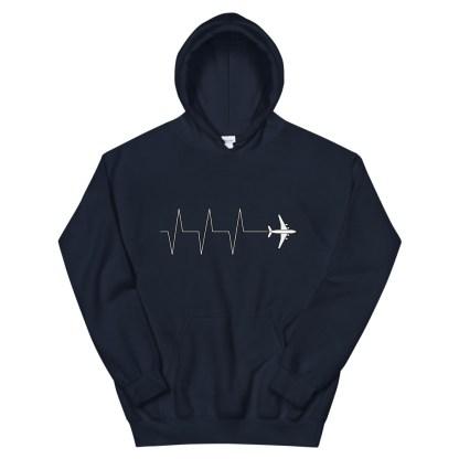airplaneTees Planebeat Hoodie - Unisex 5