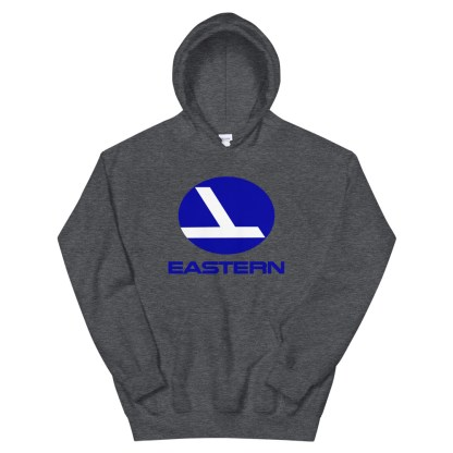 airplaneTees Eastern Airlines Logo Hoodie - Unisex 8