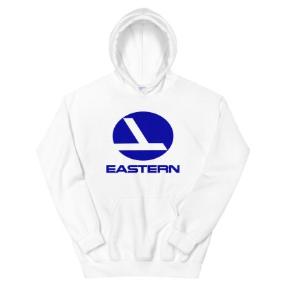airplaneTees Eastern Airlines Logo Hoodie - Unisex 13
