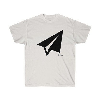 airplaneTees Aviation is home tee - Unisex Ultra Cotton 4