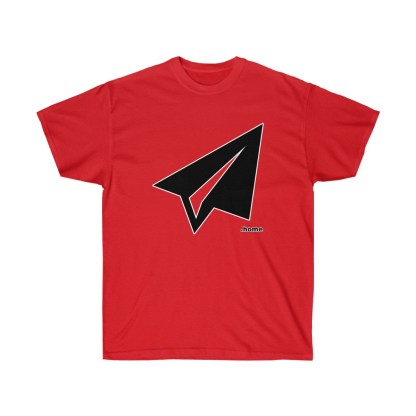 airplaneTees Aviation is home tee - Unisex Ultra Cotton 12