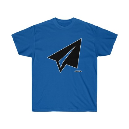airplaneTees Aviation is home tee - Unisex Ultra Cotton 10