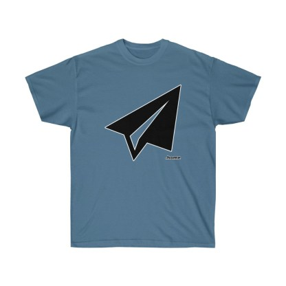 airplaneTees Aviation is home tee - Unisex Ultra Cotton 9