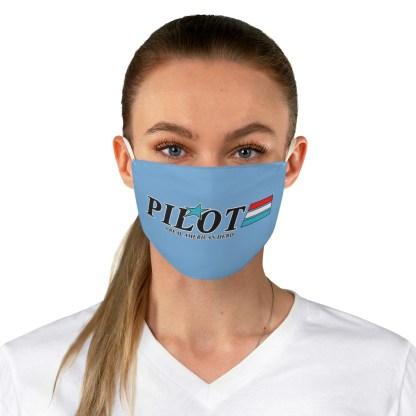 airplaneTees GI JOE Pilot Face Mask - Fabric 1
