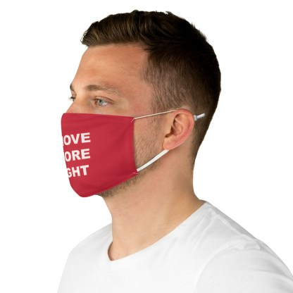 airplaneTees REMOVE BEFORE FLIGHT Mask - Fabric 5