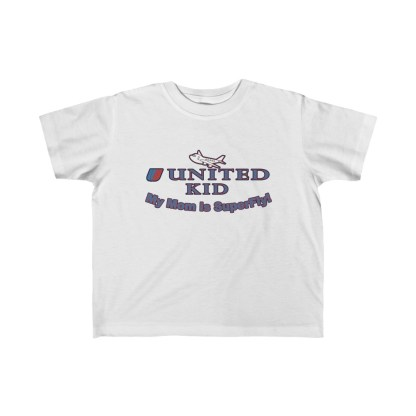 airplaneTees United Mom is Superfly Tee - Kid's Fine Jersey 2