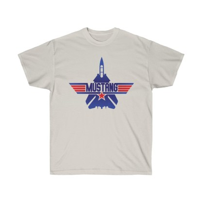 airplaneTees Custom Top Gun Tee - Maverick Style Tshirts - Unisex Ultra Cotton Tee - Proofs 3