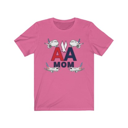 airplaneTees AA MOM Tee - Unisex Jersey Short Sleeve 11