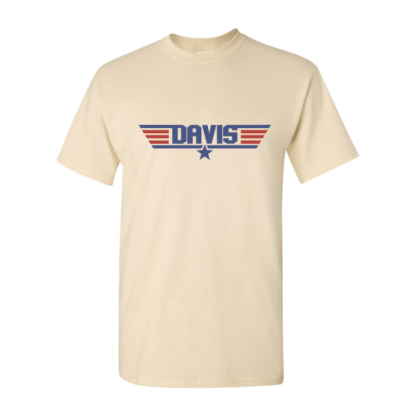 airplaneTees Custom Top Gun Tee - Maverick Style Tshirts - Unisex Ultra Cotton Tee - Proofs 10