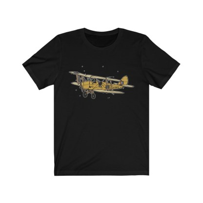 airplaneTees Flyin Dirty Tee - Unisex Jersey Short Sleeve 3