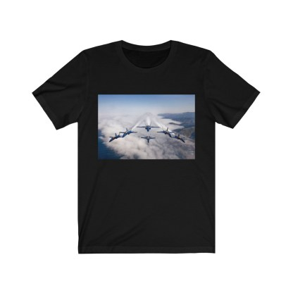airplaneTees Blue Angels Tee - Unisex Jersey Short Sleeve 3
