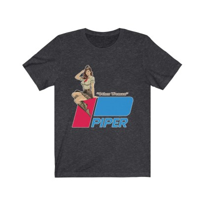 airplaneTees Pinup Piper Other Woman Tee - Unisex Jersey Short Sleeve 11