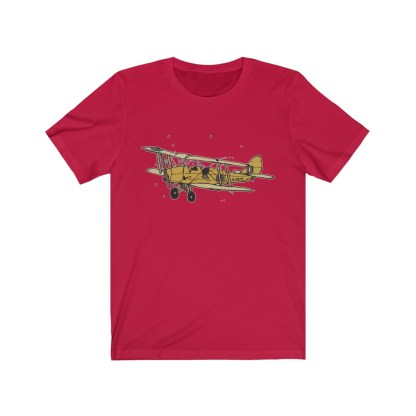 airplaneTees Flyin Dirty Tee - Unisex Jersey Short Sleeve 13