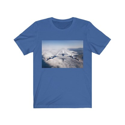 airplaneTees Blue Angels Tee - Unisex Jersey Short Sleeve 9