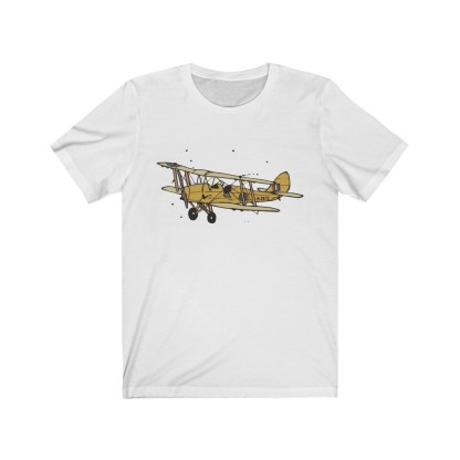 airplaneTees Flyin Dirty Tee - Unisex Jersey Short Sleeve 2