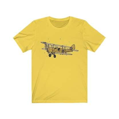 airplaneTees Flyin Dirty Tee - Unisex Jersey Short Sleeve 5