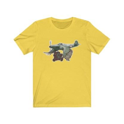 airplaneTees Fly Boy Warbird Tee - Unisex Jersey Short Sleeve 5
