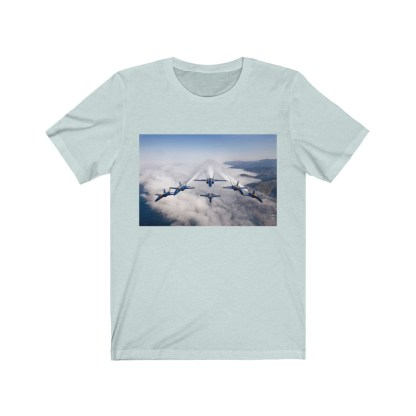 airplaneTees Blue Angels Tee - Unisex Jersey Short Sleeve 6